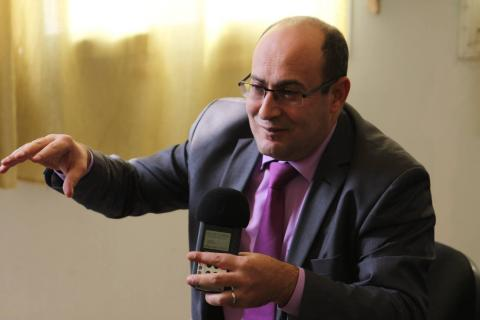 محمد كاديك - جامعة الجزائر 2